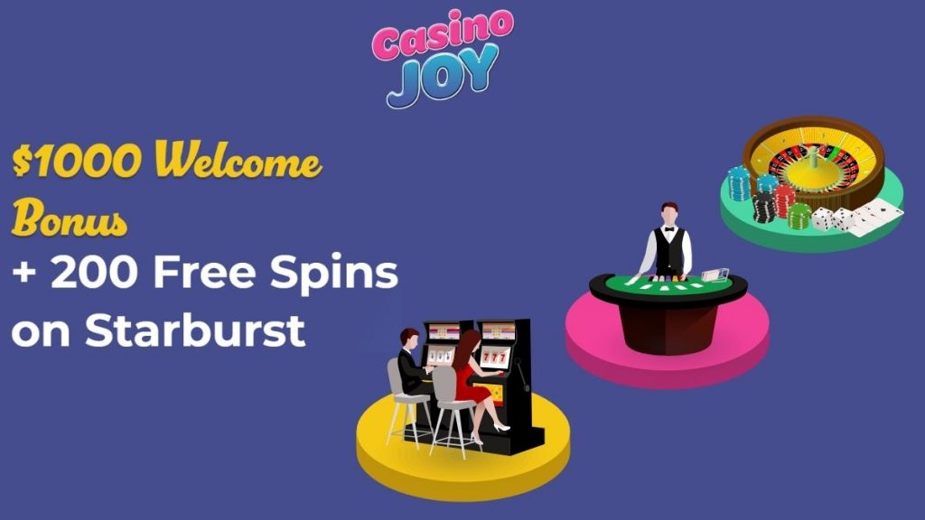 Casino Joy featured image