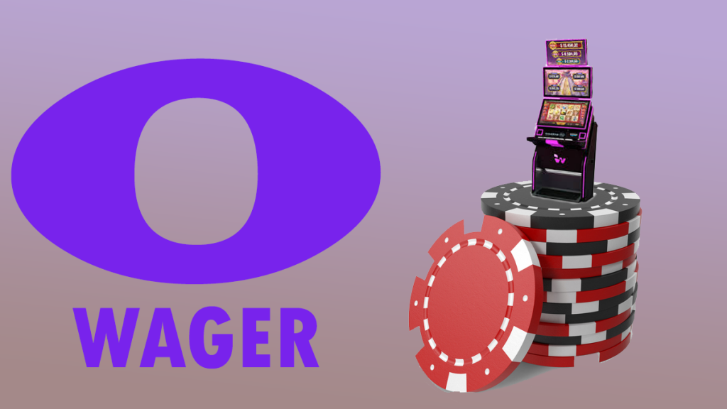 slot maching with casino chips and 0 wager