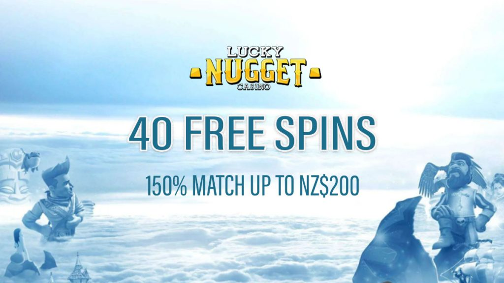 lucky nugget feature