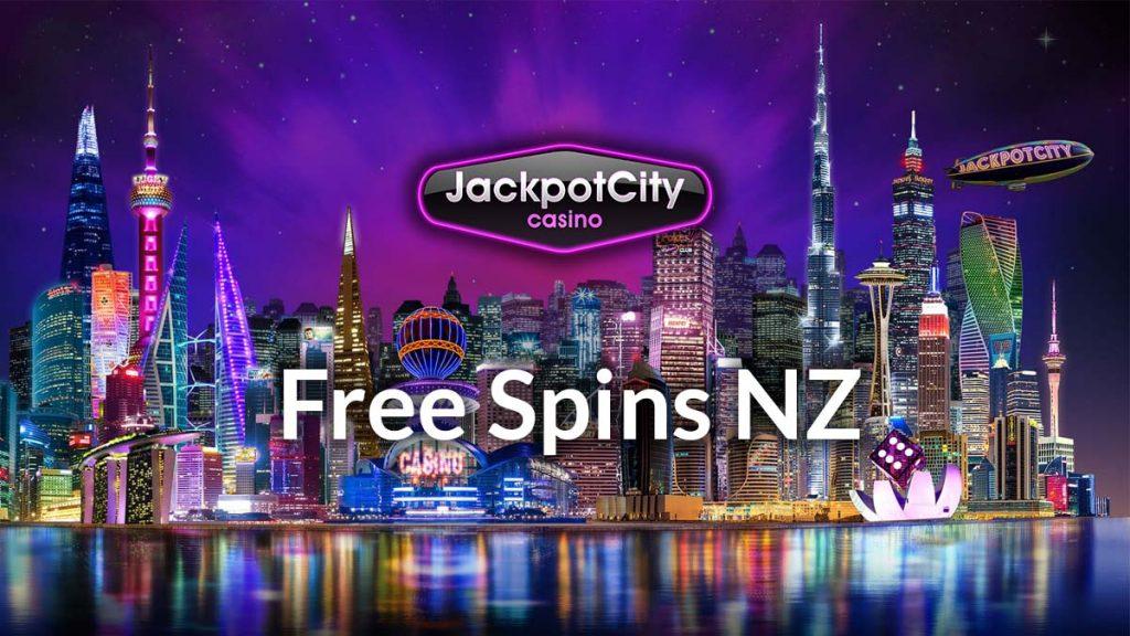 jackpot city nz free spins